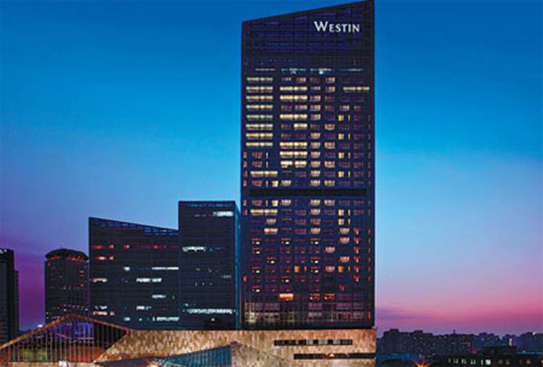 Starwood accelerates expansion in China - Travel