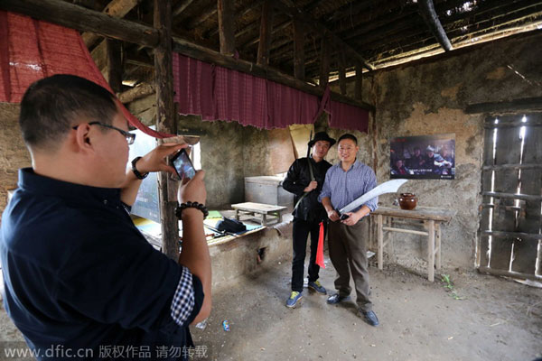 Tourism project to reproduce scenes from Nobel winner Mo Yan's novel