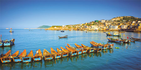 putuo district offers a slice of island life - Island Life