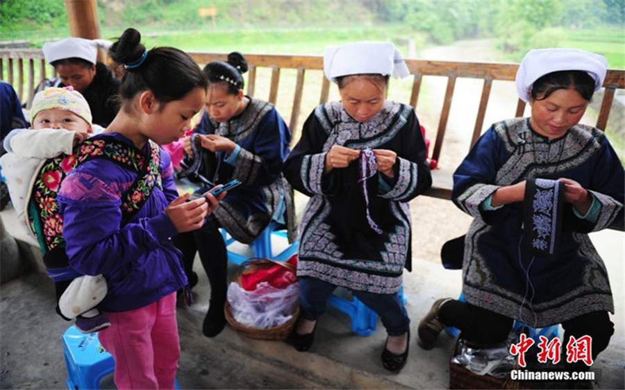 Qiannan China  city photos : Experiencing ecotourism in Qiannan Buyi and Miao Autonomous Prefecture ...