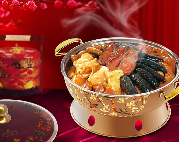 Guangzhou hotel lines up Chinese New Year treats