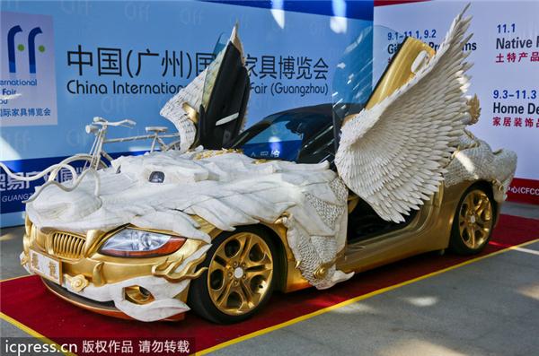 Real luxury car - China - Chinadaily.com.cn