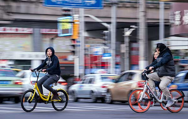 Bike-share apps race for glory[1]