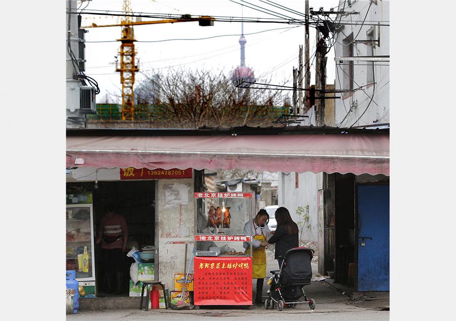 Nongtangsymbols Of A Vanishing Life In Shanghai3 Chinadaily