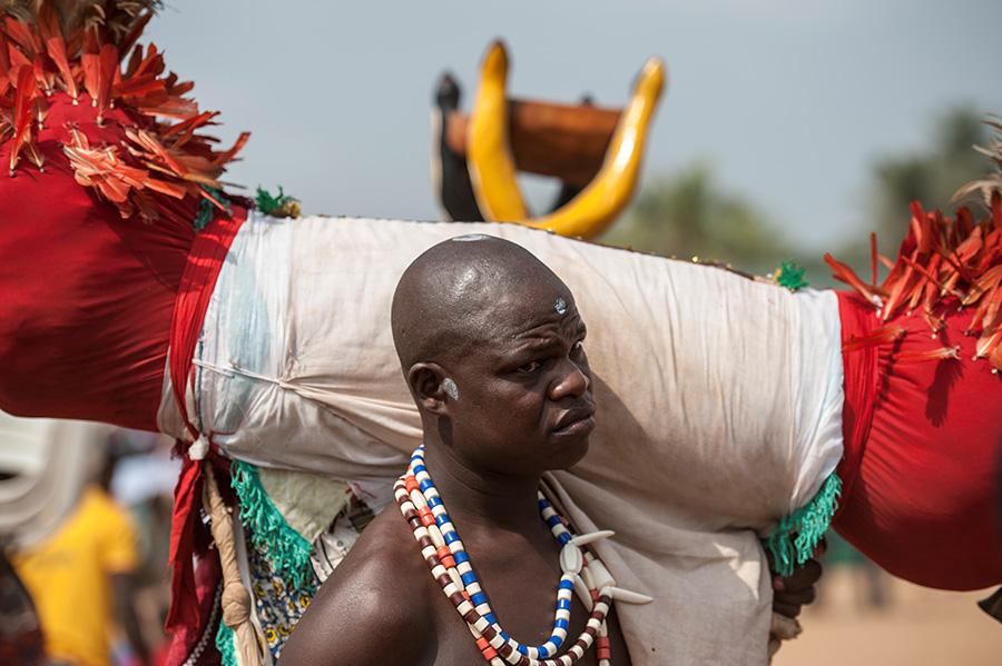 In Benin, descendants of slaves on a voodoo pilgrimage[6