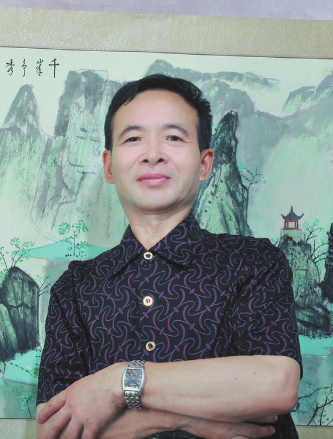 Art changes life of self-taught painter[7]- Chinad