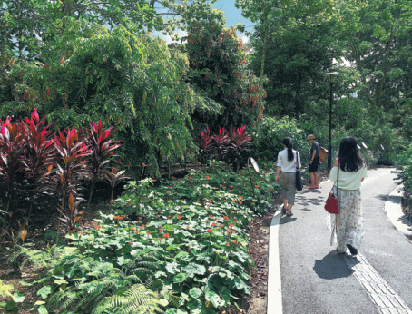 Singapore offers a perfect place to make a winter escape[4 ...