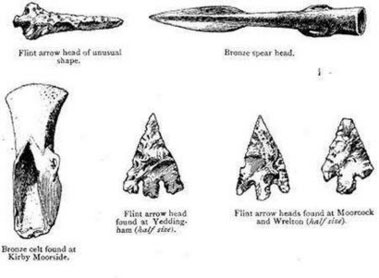 Neolithic Tools and Weapons http://www.chinadaily.com.cn/world/2006-04/06/content_561227.htm
