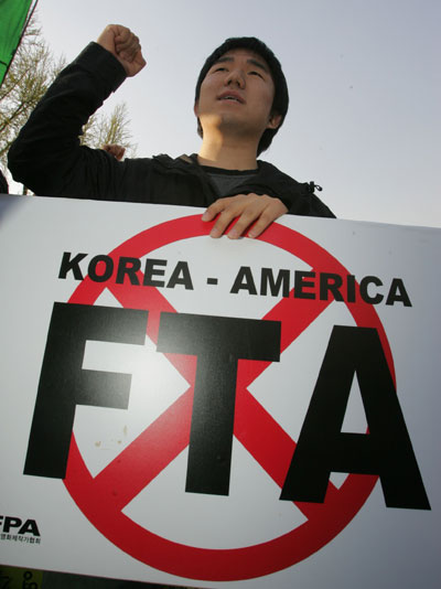Stop the Korea FTA!