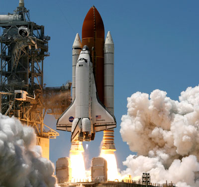 space shuttle launch july 4 2006 - photo #13