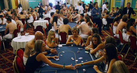 Bet With Foreplay Strip Poker Rules for Couples