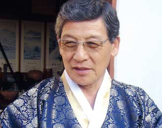 Korean prince hopes to bring monarchy back