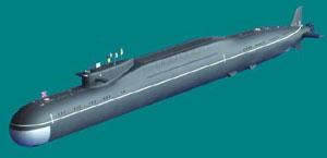 El Nuevo Submarino Nuclear Ruso