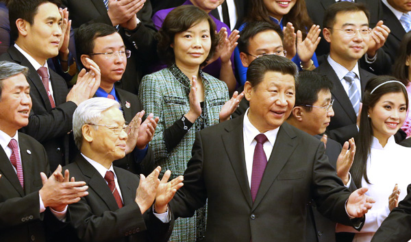 China and Vietnam to strengthen relations - World