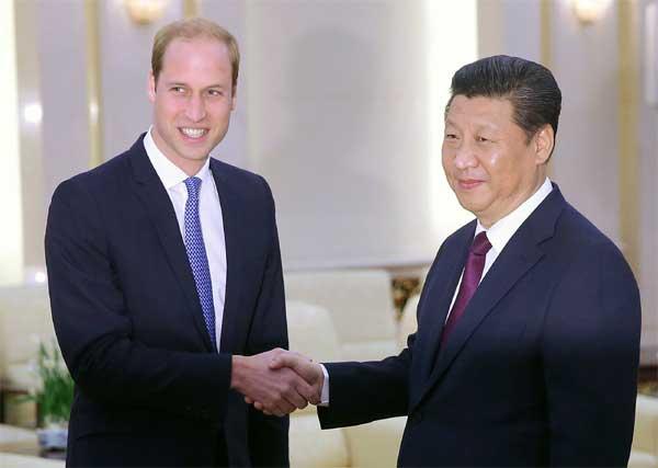 Snapshot of China-UK relations[1]