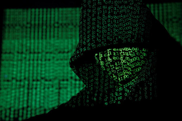 Log in, look out: cyberattack havoc could grow at week's start