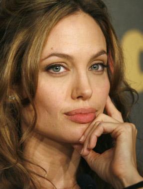 Angelina Jolie, Brad Pitt at Gannes Angelina Jolie News