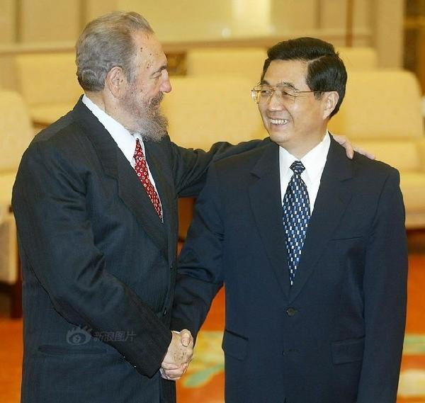 Castro brothers' China complex