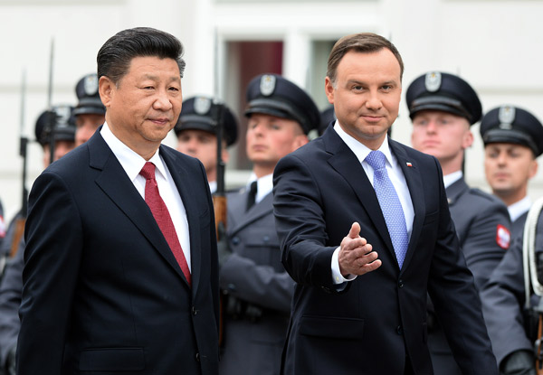 China and Poland eye major deals