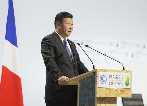 Full Text Of President Xis Speech At Opening Ceremony Of Paris