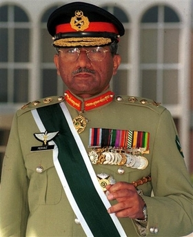 general pervez musharraf and his government State of emergency: general pervez musharraf's executive assault on judicial independence in pakistanf i introduction 4 86.