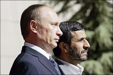 Putin warns against attacks on Iran