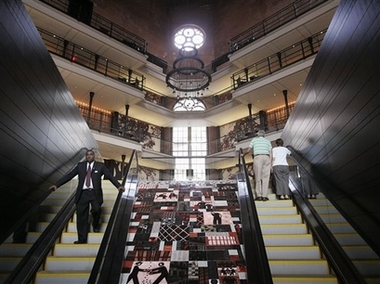 Infamous boston jail now a luxury hotel for Hotel that was a jail in boston