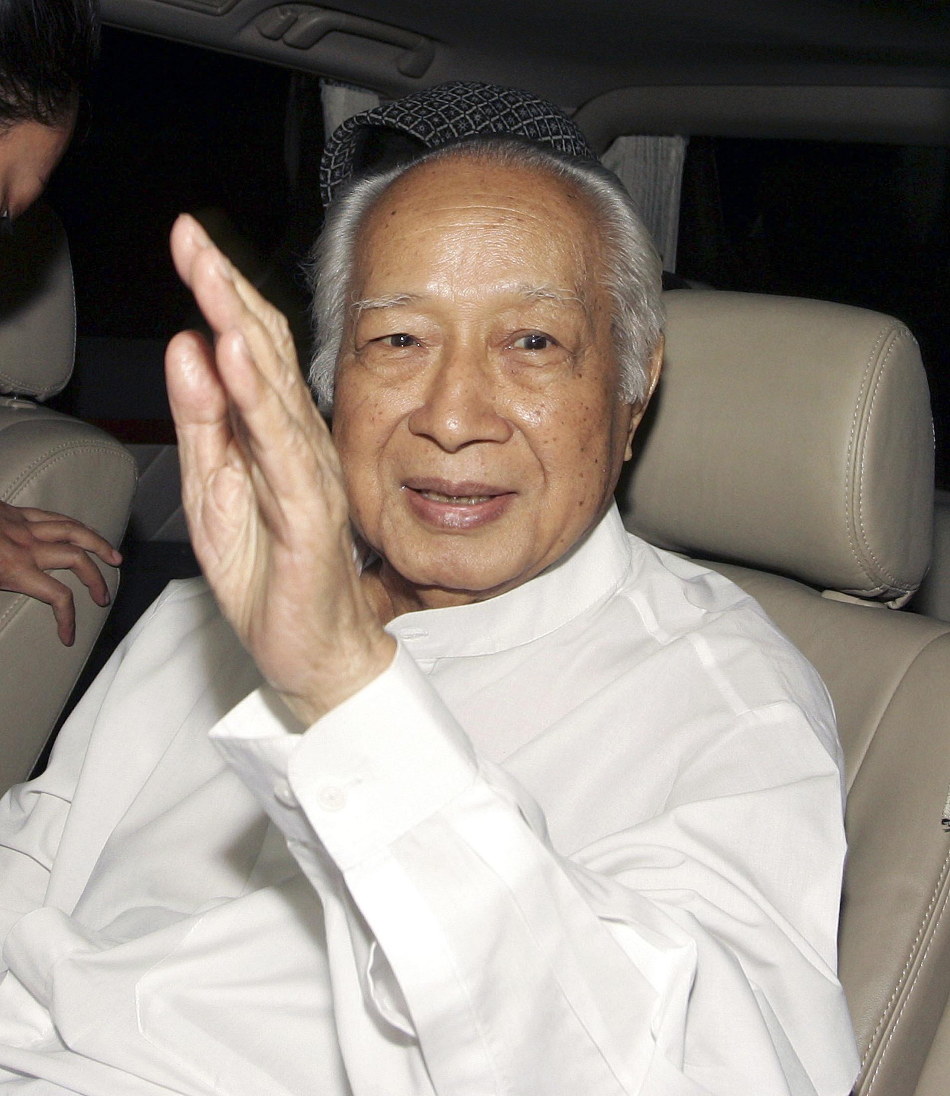 Foto Suharto