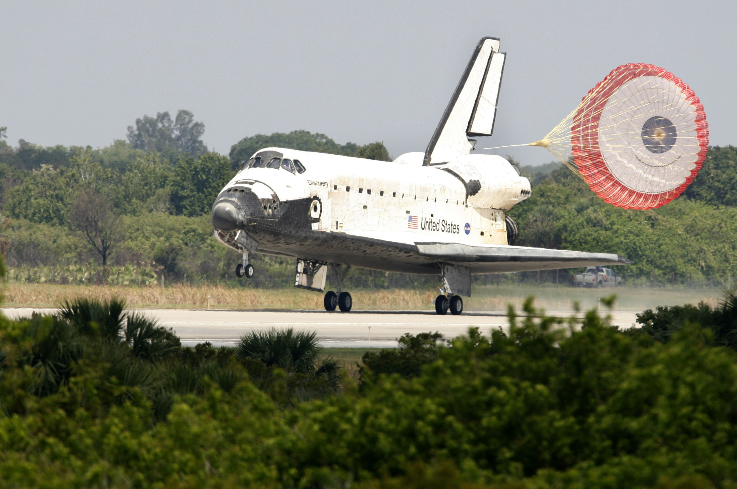 space shuttle return -#main