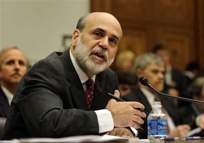 Bernanke: Financial crisis taking toll on economy
