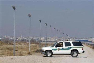 Mexican Border Police
