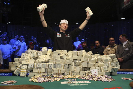 Poker player wins 9.15 million in Las Vegas - auntynn - 欢迎来到auntynn的博客