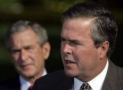 Ex-Fla. Gov. Jeb Bush won't run for Senate in 2