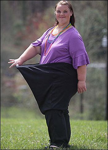 World Fattest Teen 37