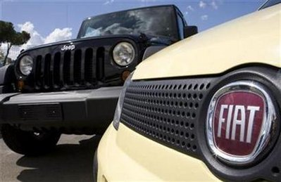 Hungry Fiat Now  Wants Opel