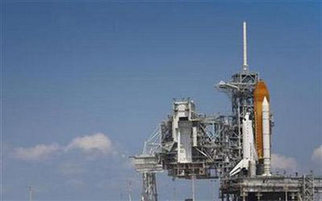 NASA set for third shuttle launch try Saturday