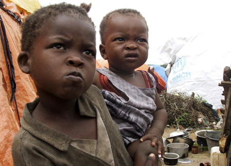 Hungry people in africaHungry People In Africa