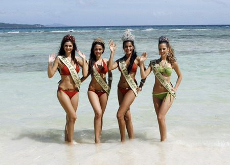 Larissa Ramos crowned Miss Earth 2009