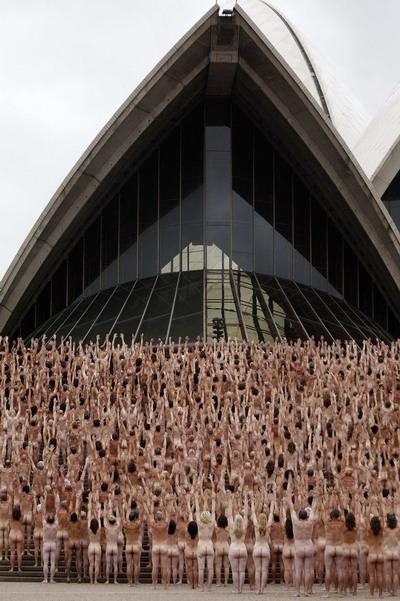 Ugly sure 5000 naked australians
