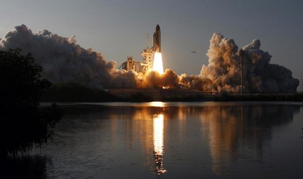adler planetarium space shuttle simulator - photo #3