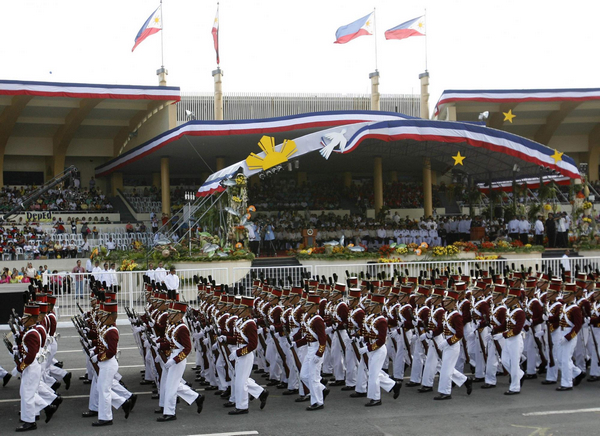 Philippines mark the 113th Independence Day