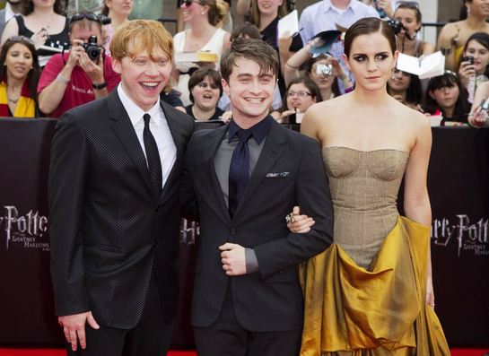 'Harry Potter' premieres for the last time in NYC