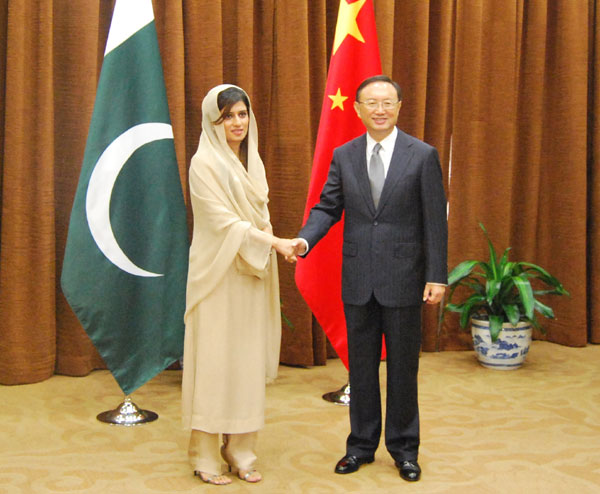 pak and china relationship