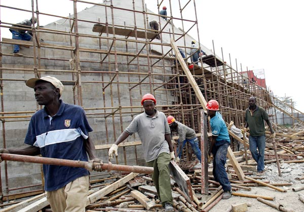 Chinese firms build bridges with communities in Africa
