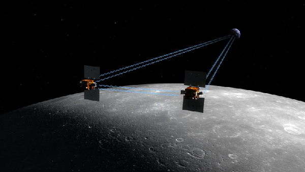 NASA spacecraft to find out how moon's formed