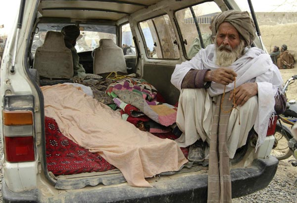 16 Afghan civilians killed in rogue US attack