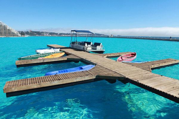 World 39 S Biggest Swimming Pool 3