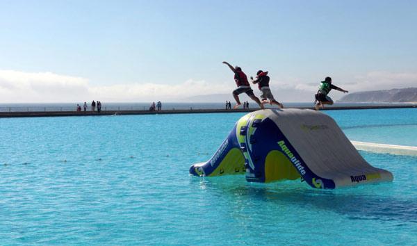 World 39 S Biggest Swimming Pool 4