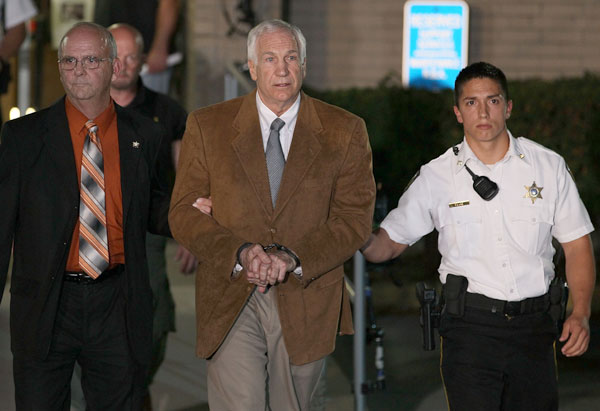 Sandusky found guilty on 45 of 48 sex abuse charges