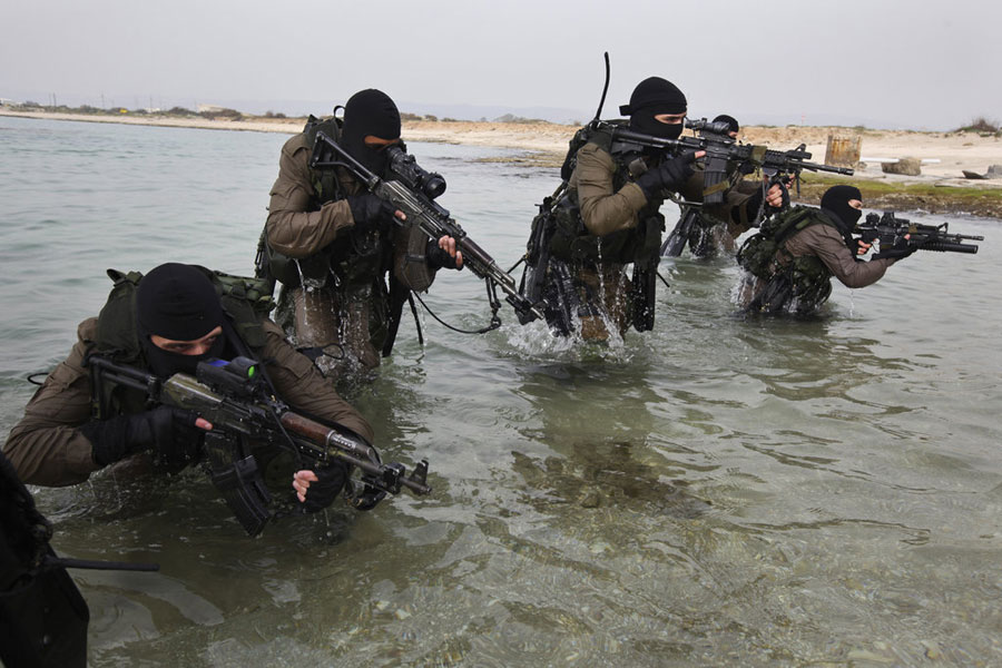 "shayetet the elite naval commando unit Shayetet 13 (flotilla 13, hebrew: שייטת 13) is the israeli naval commando elite special forces (sf) unit the s-13 (shorthand for ""shayetet 13"") is considered one of the top-three sf units in israel (along with sayeret matkal (the general staff special unit) and sayeret shaldag (the air force special unit)."